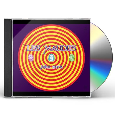 John Zorn LES MAUDITS CD