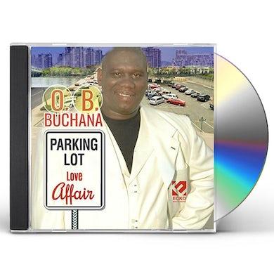 O.B. Buchana PARKING LOT LOVE AFFAIR CD