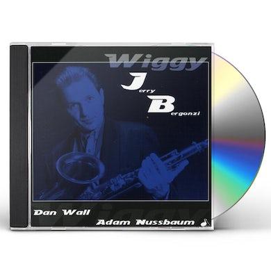 Jerry Bergonzi WIGGY CD