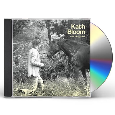 Kath Bloom PASS THROUGH HERE CD