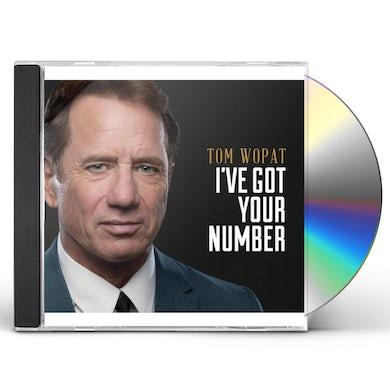 I'VE GOT YOUR NUMBER CD
