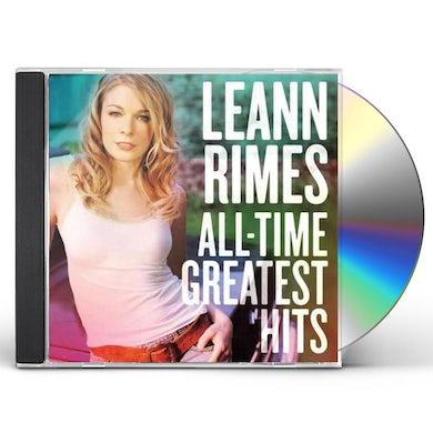 LeAnn Rimes ALL-TIME GREATEST HITS CD