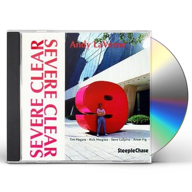 Andy LaVerne SEVERE CLEAR CD