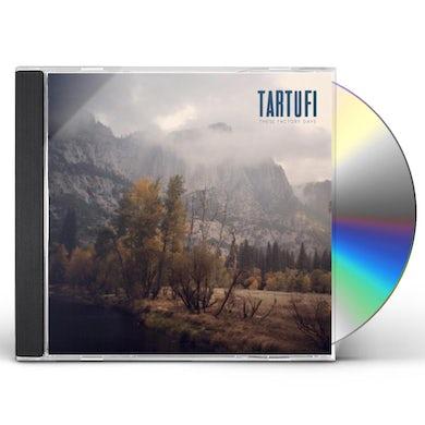 Tartufi THESE FACTORY DAYS CD