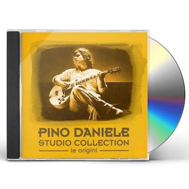 Pino Daniele STUDIO COLLECTION: LE ORIGINI CD