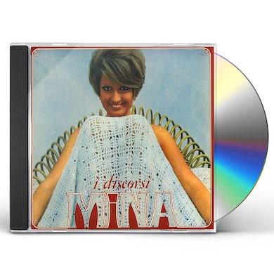 Mina I DISCORSI CD
