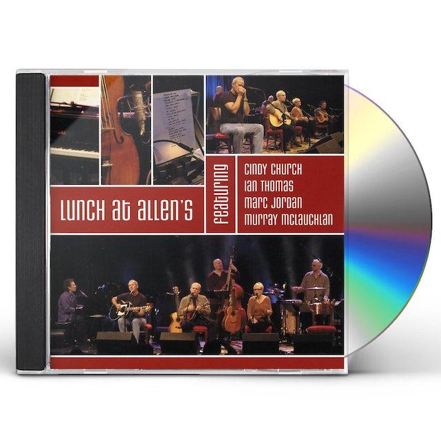 Lunch At Allen's I.THOMAS M. JORDAN M. MCLACHLAN CD