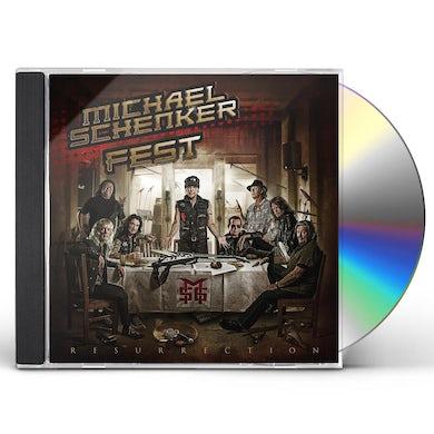 Michael Fest Schenker RESURRECTION CD