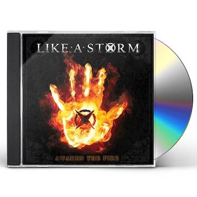 Like a Storm AWAKEN THE FIRE CD