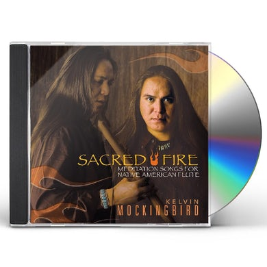 Kelvin Mockingbird SACRED FIRE CD
