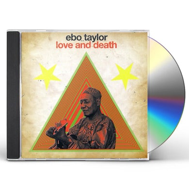 Ebo Taylor LOVE & DEATH CD