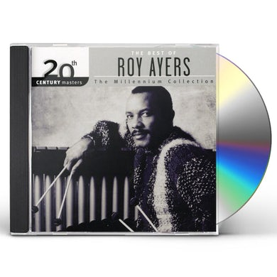Roy Ayers 20TH CENTURY MASTERS: MILLENNIUM COLLECTION CD