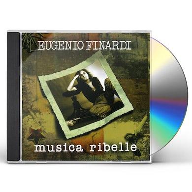 Eugenio Finardi MUSICA RIBELLE CD