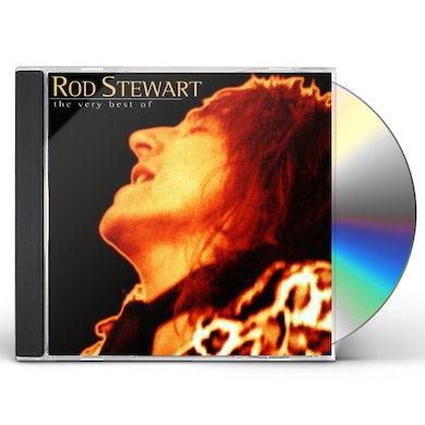 Rod Stewart VERY BEST OF CD