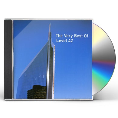 Level 42 VERY BEST OF CD