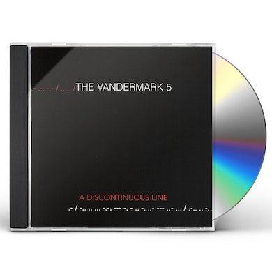 Vandermark 5 DISCONTINUOUS LINE CD