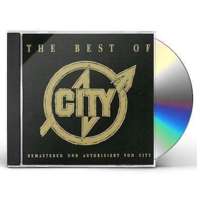 BEST OF CITY CD