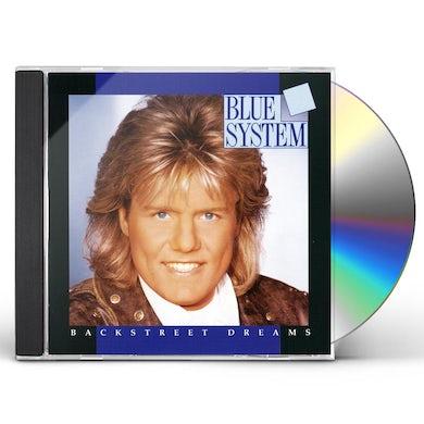 Blue System BACKSTREET DREAMS CD