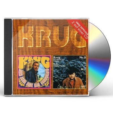 Manfred Krug DAS WAR NUR EIN MOMENT: EIN HAUCH VON FRU CD