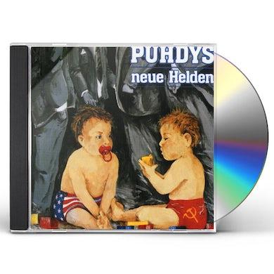 Puhdys NEUE HELDEN CD