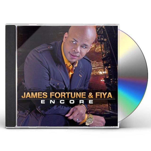 James Fortune & FIYA ENCORE CD