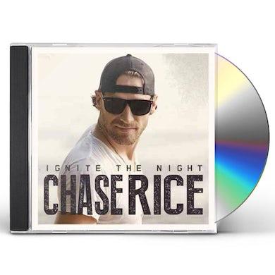 Chase Rice Ignite The Night CD
