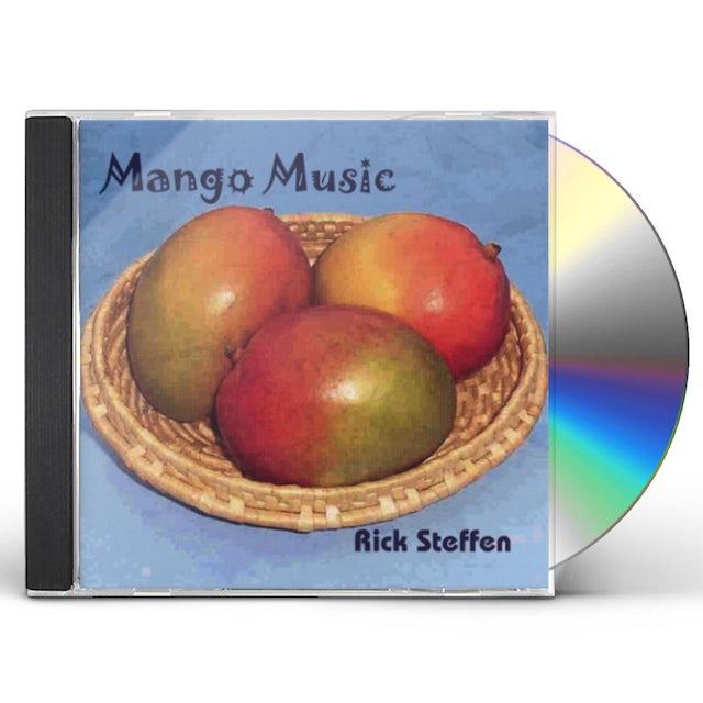 Rick Steffen MANGO MUSIC CD