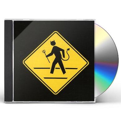 Yellow 5 DEMON CROSSING CD