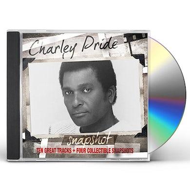 SNAPSHOT: CHARLEY PRIDE CD