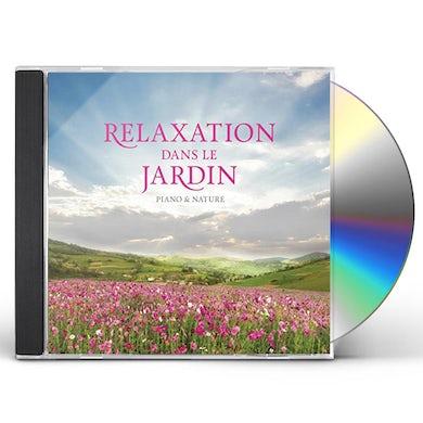 RELAXATION DANS LE JARDIN CD