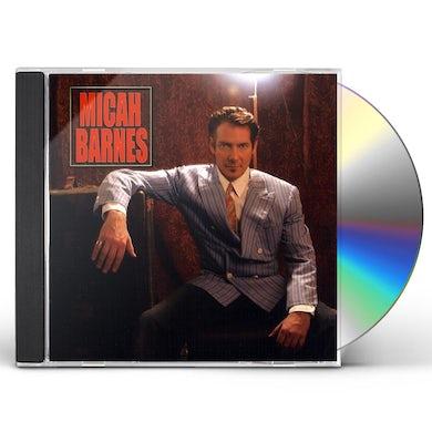 Micah Barnes CD