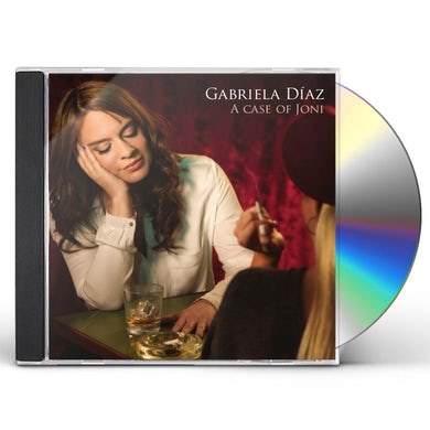 Joni Mitchell CASE OF JONI CD