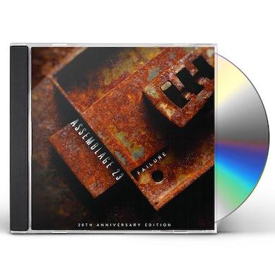 Failure (20 Th Anniversary Remaster) CD