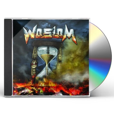 Woslom TIME TO RISE CD