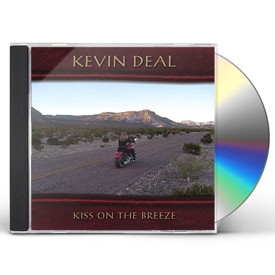 KISS ON THE BREEZE CD