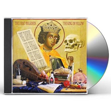 DEAD MILKMEN KING IN YELLOW CD
