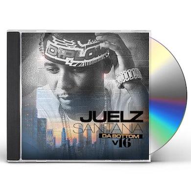 Juelz Santana DA BOTTOM 16 CD