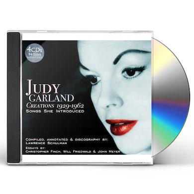 Judy Garland CREATIONS 1929-62 CD