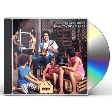 Hamilton de Holanda SAMBA DE CHICO CD