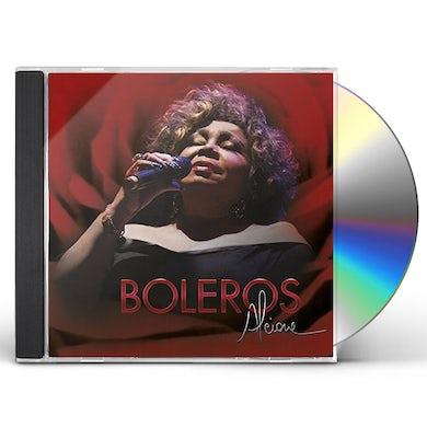 Alcione BOLEROS CD