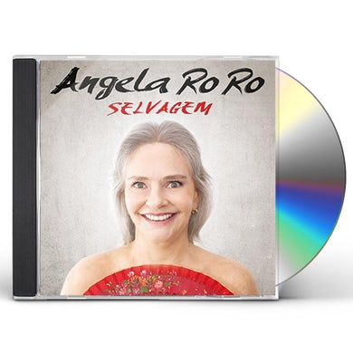Angela Ro Ro FELIZ DA VIDA CD