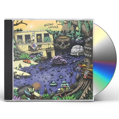 Oozing Wound HIGH ANXIETY CD
