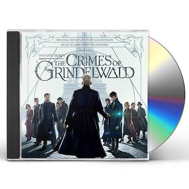 James Newton Howard FANTASTIC BEASTS: CRIMES OF GRINDELWALD / Original Soundtrack CD