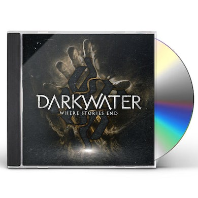 Darkwater WHERE STORIES END CD