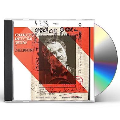 David Krakauer CHECKPOINTCHECKPOINT CD