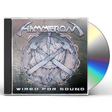 Hammeron WIRED FOR SOUND CD