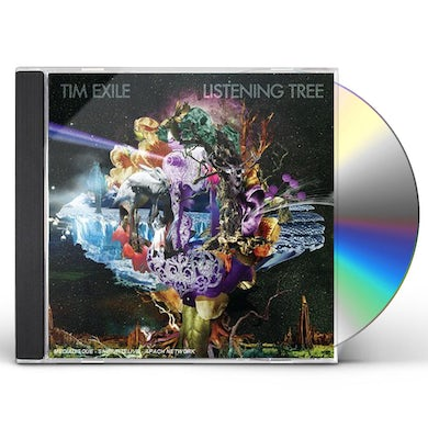 Tim Exile LISTENING TREE CD
