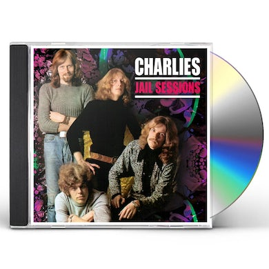 Charlies JAIL SESSIONS CD