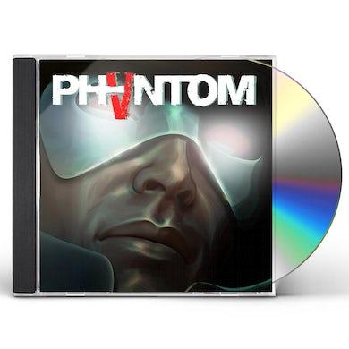 PHANTOM 5 CD