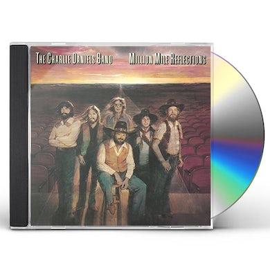 Charlie Daniels MILLION MILE REFLECTIONS CD